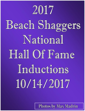 2017 BSNHOF Inductions 10-14-2017