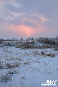Snow and Devil's Den