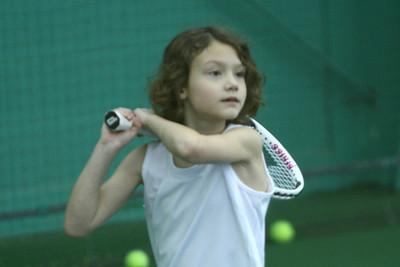 Katie - Tennis