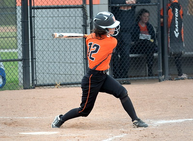 HS Sports - Detroit Renaissance at Dearborn High Softball 19