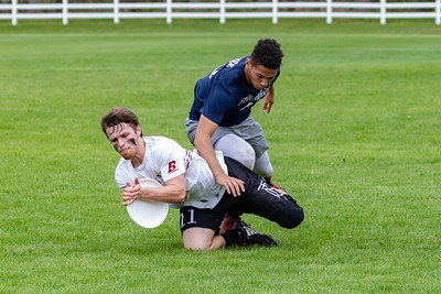 Ultimate Frisbee -  May 4, 2019