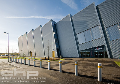 Ravenscraig Sports Centre