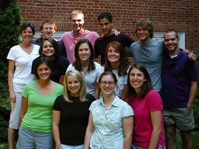 2007-08: TFC Fellows