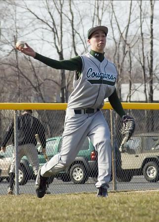 Cougar Baseball 2006