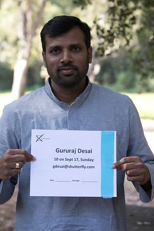 Gururaj Desai