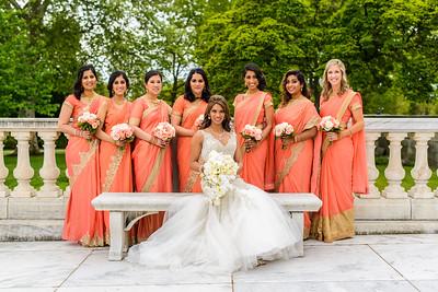 Jenny & Vibhu's Wedding Photos