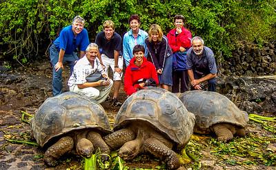 Ecuador - Galapagos 2002