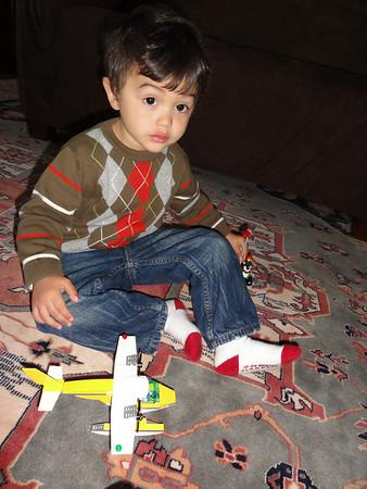 Arthur Loves Legos!
