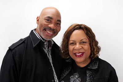 Pastor & Lady O