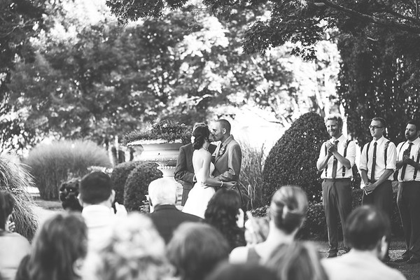 WEDDING 2013  |  Christina + Rob - Burr Homestead