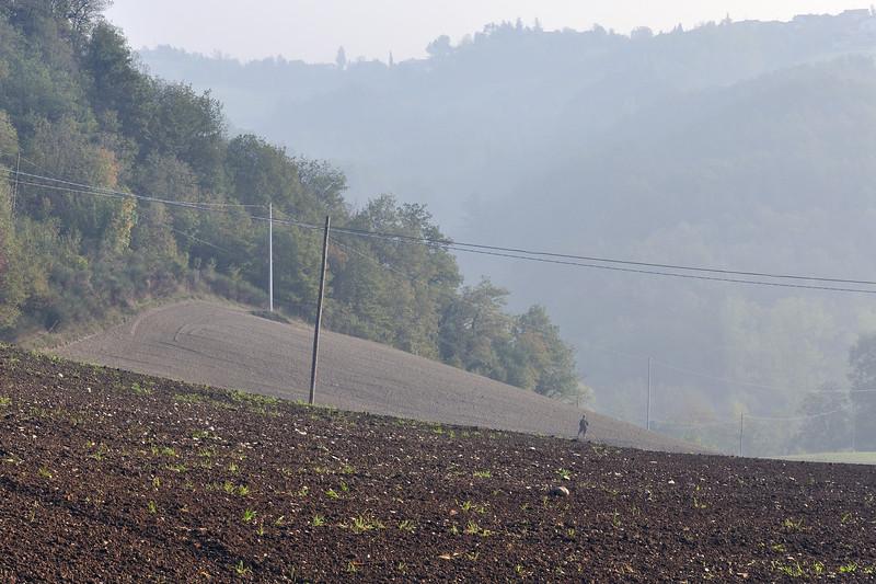 Hunter - Vezzano sul Crostolo, Reggio Emilia, Italy - October 20, 2012