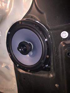 2007 Honda Ridgeline  RTS Front And Rear Speaker Installation - USA
