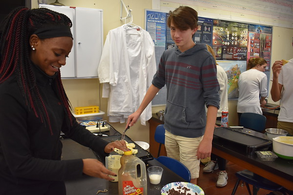 Honors Chemistry Pancake Lab