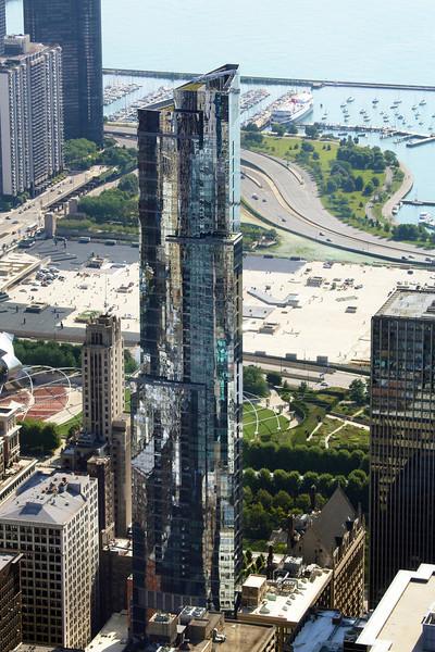 Legacy Millennium Park building