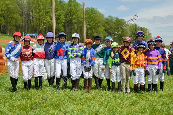 Grand National Junior Races 042316