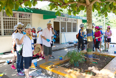 2014 Mexico Success on the Beach Service Project