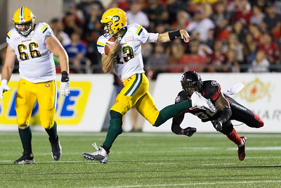 20170810 Eskimos vs Redblacks