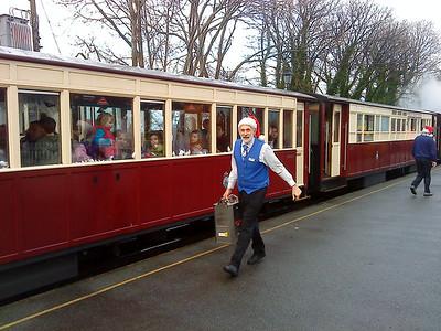 Welsh Highland December 2009