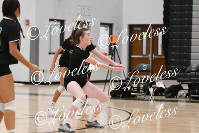 JV & V Volleyball vs Green Hill HS  9/10/20