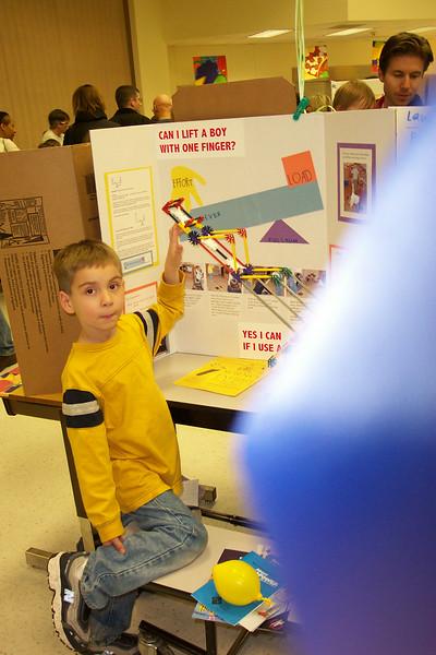 2003/02 - McAuliffe Science Fair