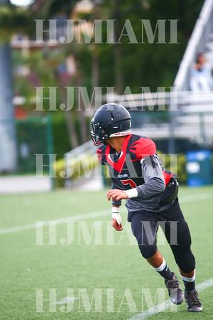 Westland Varsity Football 8/24/18