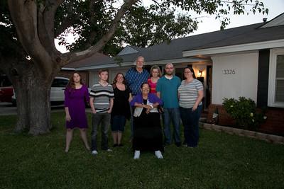 Mary Beth & Family