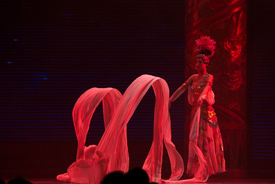 Tang Dynasty Performance