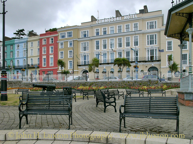 Commodore Hotel, Cóbh, County Cork, Eire - July 31, 2006