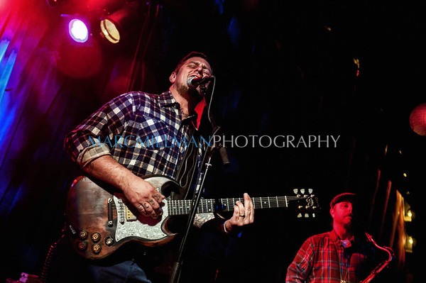 Eric Lindell @ Hiro Ballroom (Sat 2/25/12)