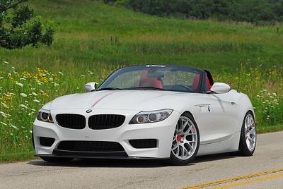 2011 3D Design BMW Z4