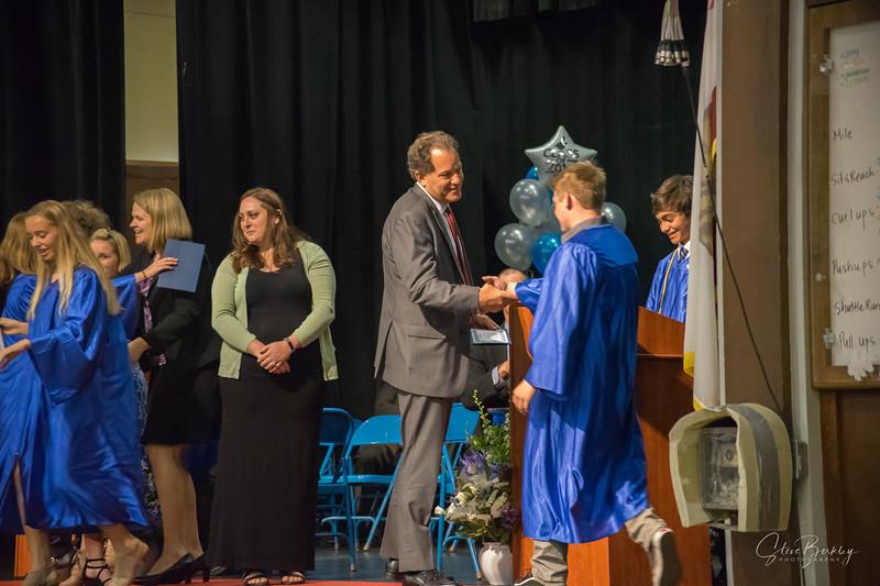 Aiden 8th Graduation