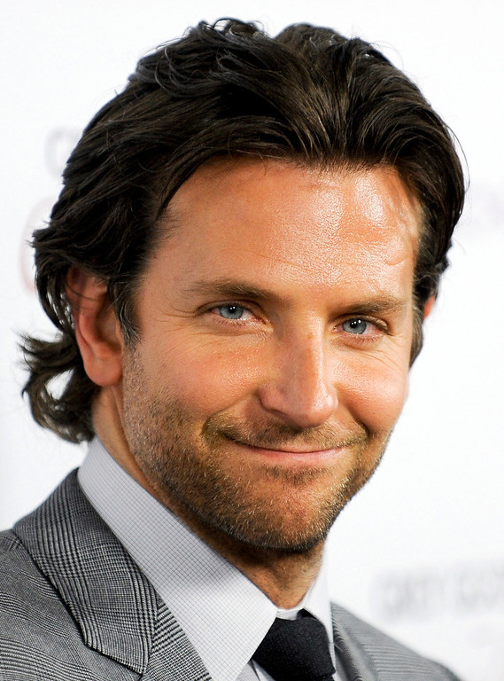 ". Actor Bradley Cooper arrives at a special screening of his new movie ""Silver Linings Playbook\"" in Beverly Hills, California, in this November 19, 2012 file photo. Cooper has been nominated for best actor for his role in \""Silver Linings Playbook\"" for the 85th Academy Awards, announced in Beverly Hills, California  January 10, 2013. The Oscars will be presented in Hollywood, California February 24, 2013.     REUTERS/Gus Ruelas/Files"