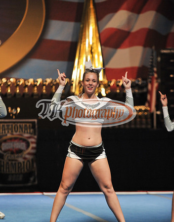 OA Mets Cheerpower Tampa 2012