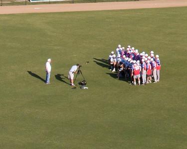 Robson Ranch Vs UNT Softball Game