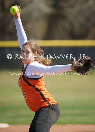 Softball - TMI vs Lutheran (2011)