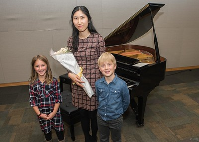 2017 Fall Piano Recital