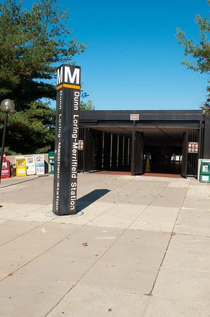 Dunn Loring Metro