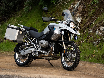 2009 BMW R1200GS Adventure