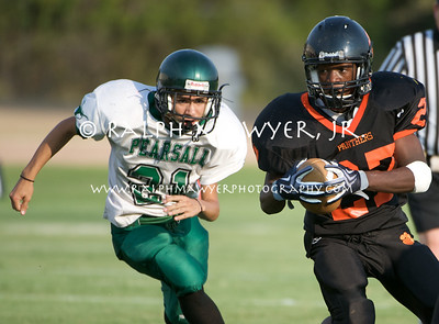 Football - TMI vs Pearsall (JV) (2009)
