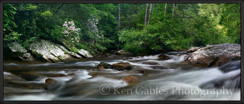 Little River, Great Smoky Mountain National Park, Tennessee