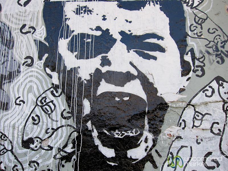 Oaxacan Graffiti - Mexico
