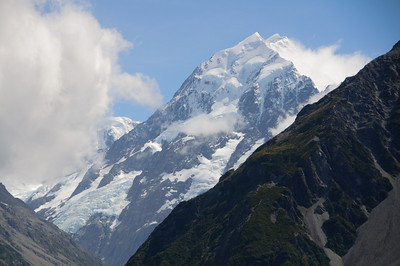 NZ—Mt. Cook