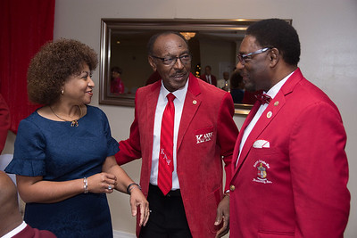 Mobile (AL) Founders' Day 2018 with Grand Polemarch