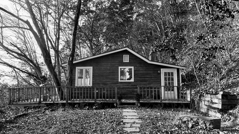 Catskill Cabin 1