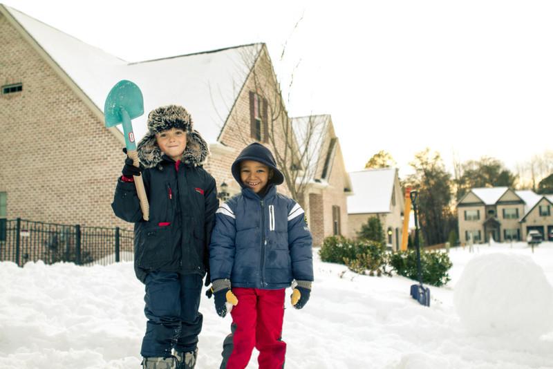 Snow Battle, Winter 2014, Winston-Salem.jpg