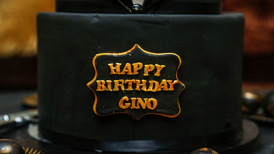 HAPPY BIRTHDAY GINO