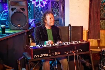 John Paul Gard - Xmas Gig at the Queen's Head