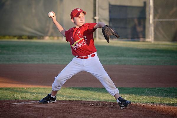 MLLB - Cardinals - 2nd Half Fall 2011
