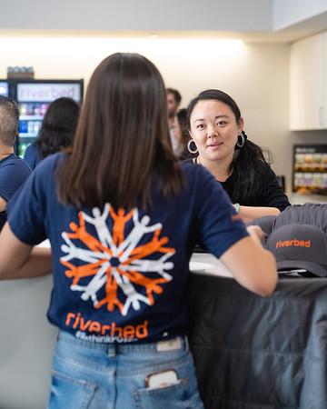 FoodBank Event at HQ