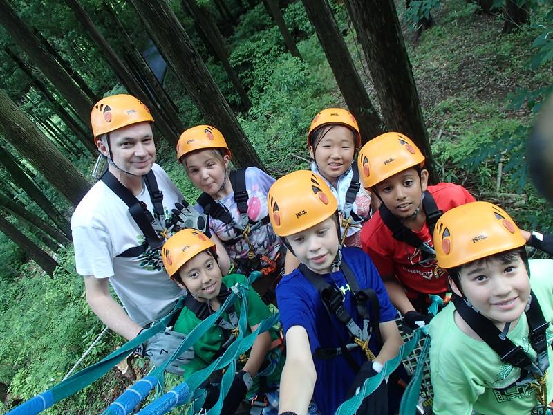 Photo: Tobi Tengu Staff Morning Group 3